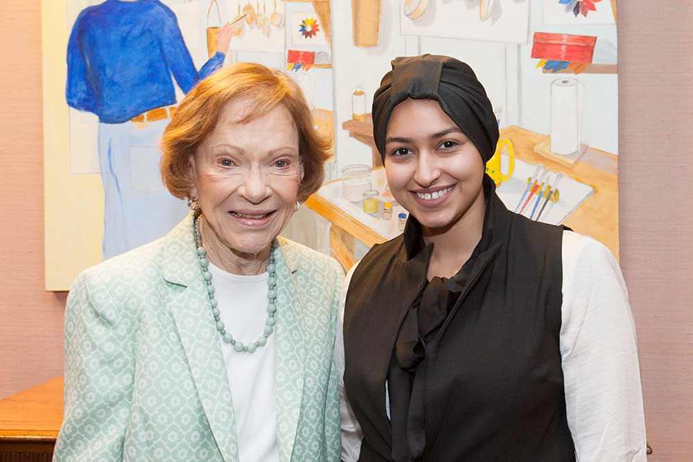 First Emirati awarded Rosalynn Carter Fellowship